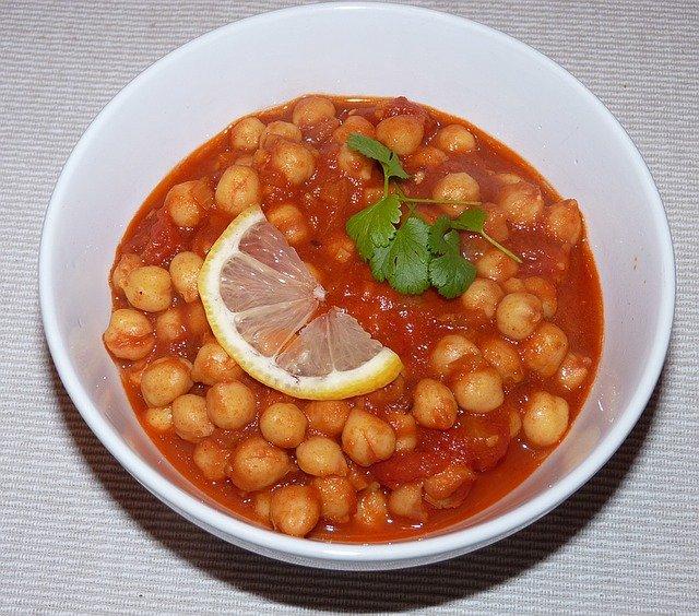 Eenvoudig Kikkererwten Soep is Gewoon het Ding Voor Uw Diner Deze Week