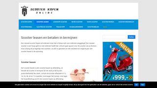 https://www.scooterkopenonline.nl/scooter-leasen-en-betalen-in-termijnen/